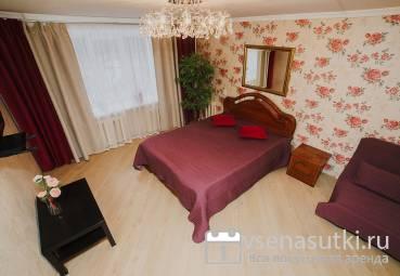 Однокомнатная квартира, Приволжский район. 2+2