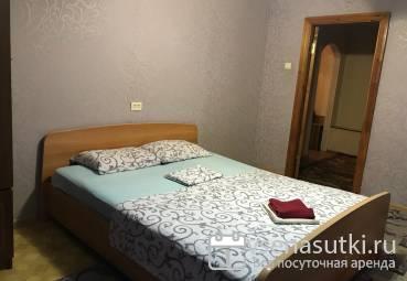 Двухкомнатная уютная квартира в Ново-Савиновском районе